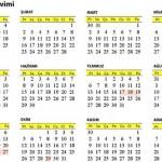 2015 takvimi (2)