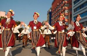 bulgaristan yoresel kiyafet