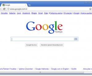 google türkçe