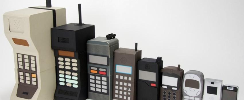 ilk cep telefonu