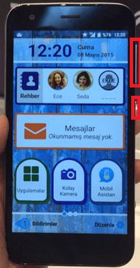turkcell t60 ekran goruntusu alma