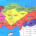 türkiye sınırlı bölgeler haritası